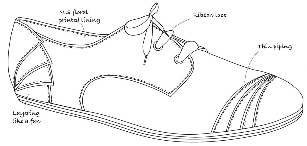 lace up shoe 2
