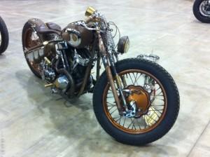 brown custom