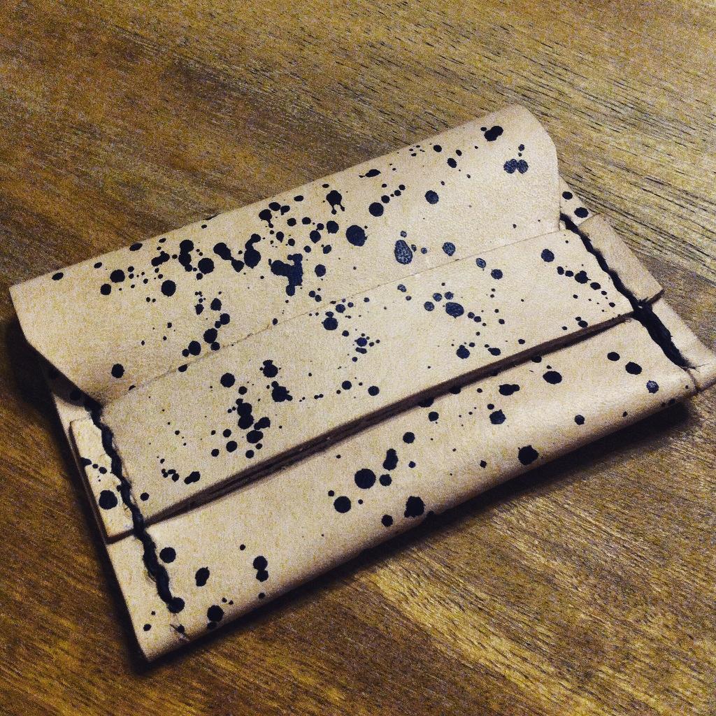 Handmade Leather Goods - Zoe Greenhalf